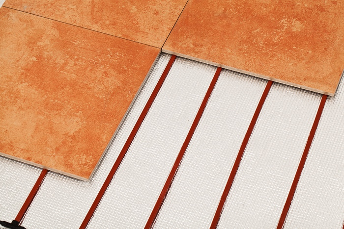 инфракрасный стержнейво теплый пол под плитку