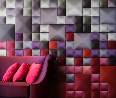 Существует множество видов декоративных стеновых панелей