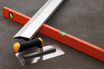 Инструменты для устройства сухой стяжки