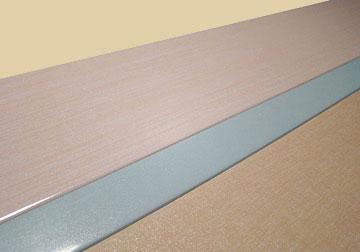 Планки реечного потолка