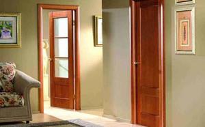 Виды межкомнатных дверей для дома