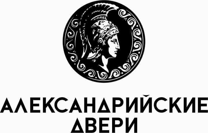 александрийские двери лого