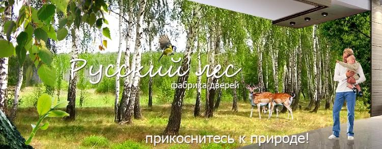 русский лес двери