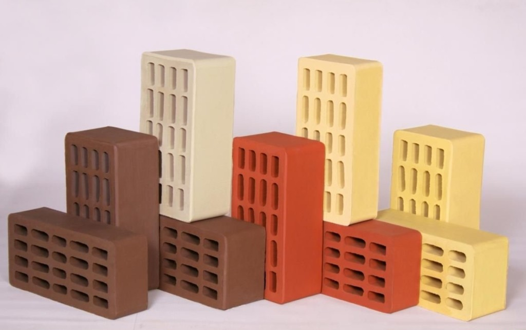 кирпичи разные керамические