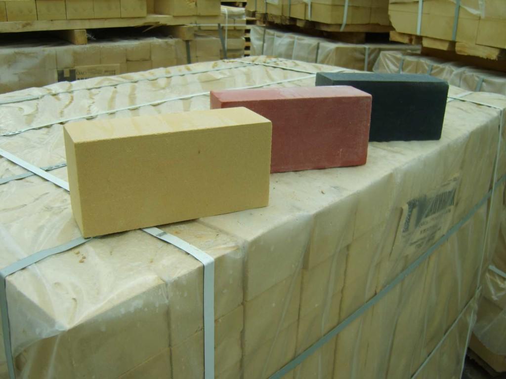 хранение силикатного кирпича