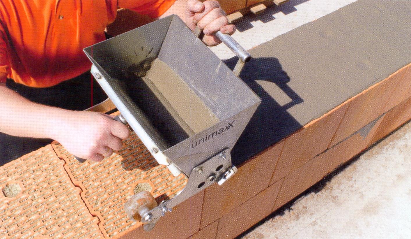 Как класть керамические блоки своими руками