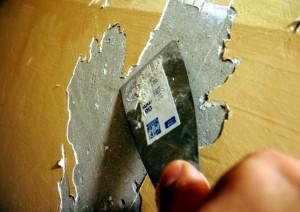 Механический способ удаления старой краски