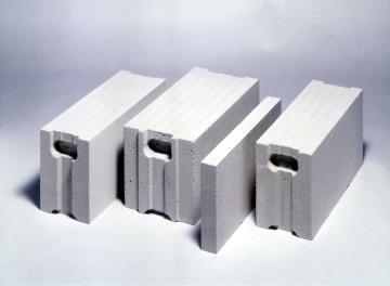 Газобетон - современный материал для строительства