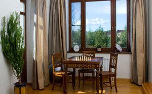 Выбор деревянных стеклопакетов для установки в помещениях