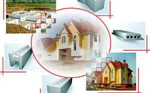 Применение несъемной опалубки при строительстве дома