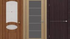 Межкомнатные двери из пвх лого